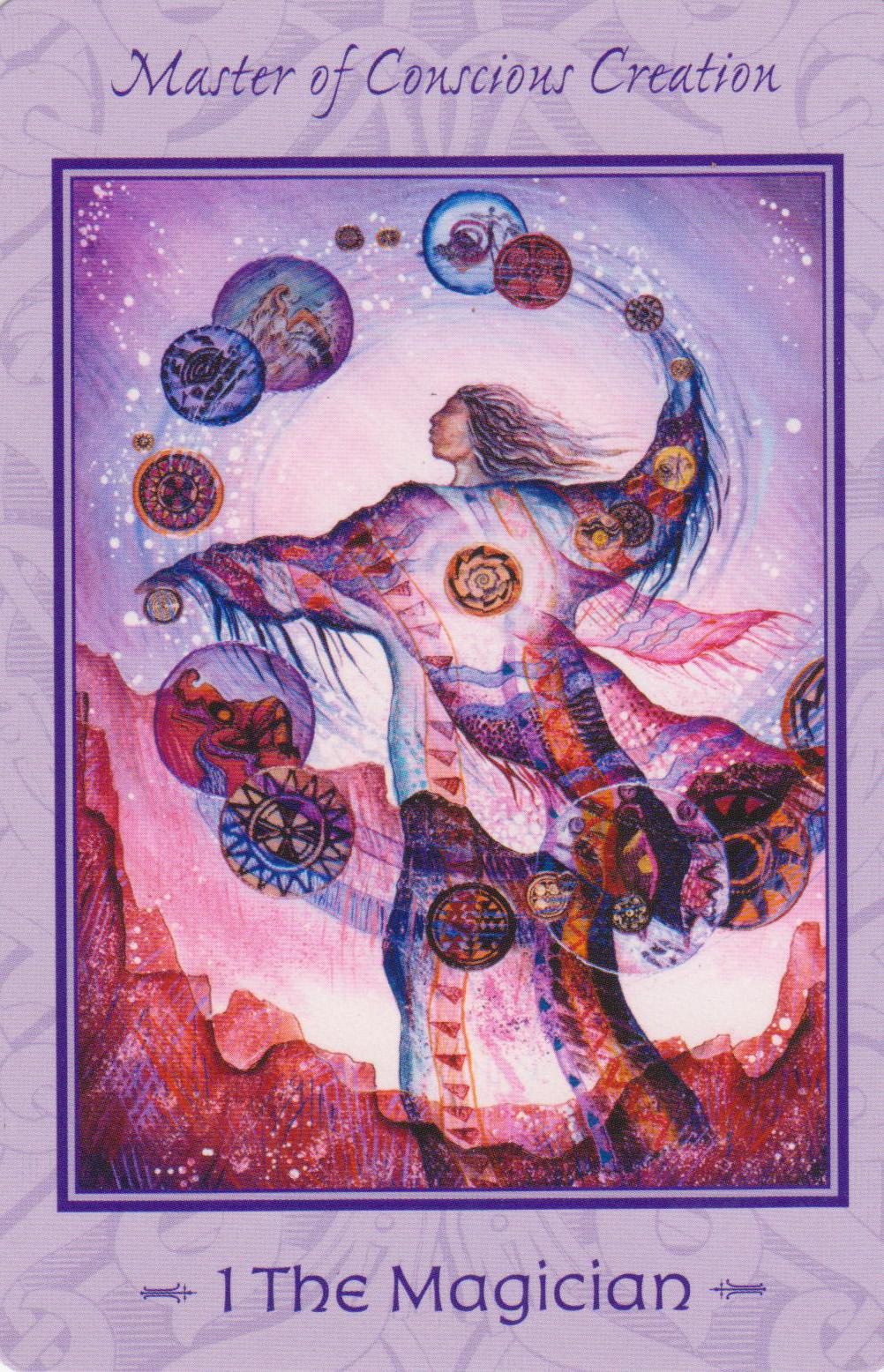 Spiritual Tarot Reading Cards